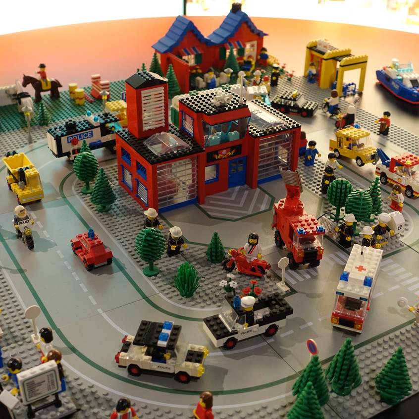Global Meeting Community LEGO SERIOUS PLAY Outubro de 2016