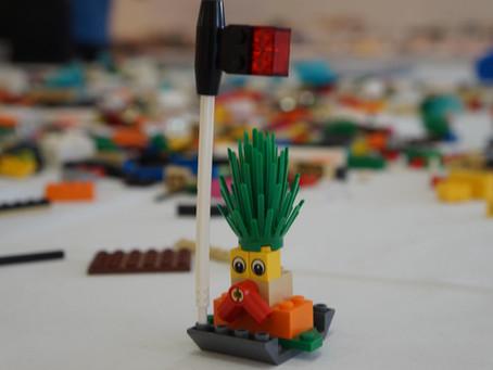 Porto Alegre - Workshop LEGO® SERIOUS PLAY®