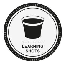 Primeiro Learning Shot com as metodologias LEGO SERIOUS PLAY e Learning 3.0