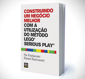 LIVRO LEGO SERIOUS PLAY