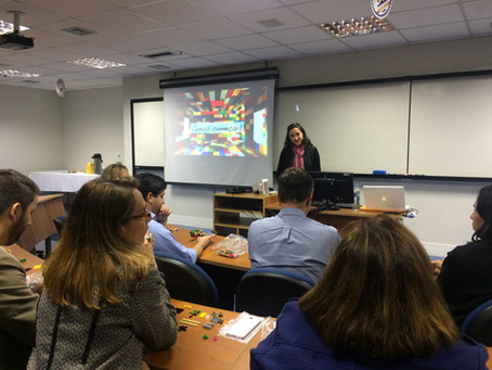 Ibmec RJ promove workshop para área acadêmica