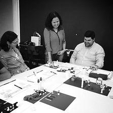 Learning Shot Auto-organização de equipes