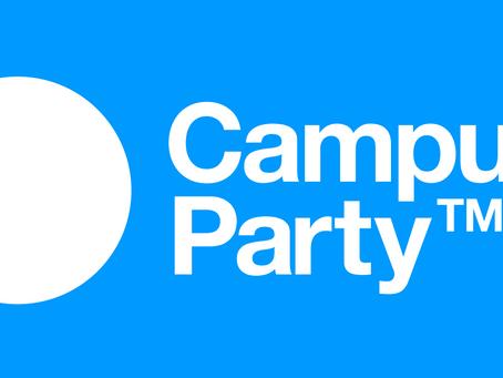 Estaremos na Campus Party 2017