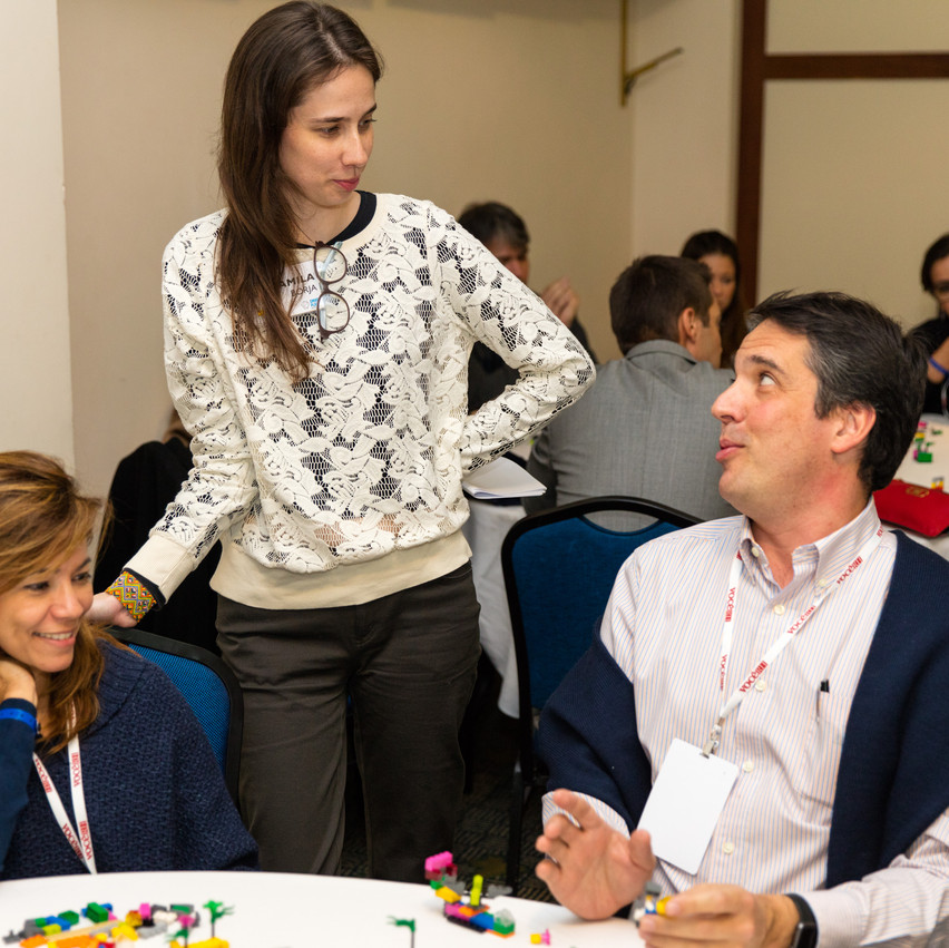 Workshop O Legado do RH - Você RH Meeting com LEGO® SERIOUS PLAY®