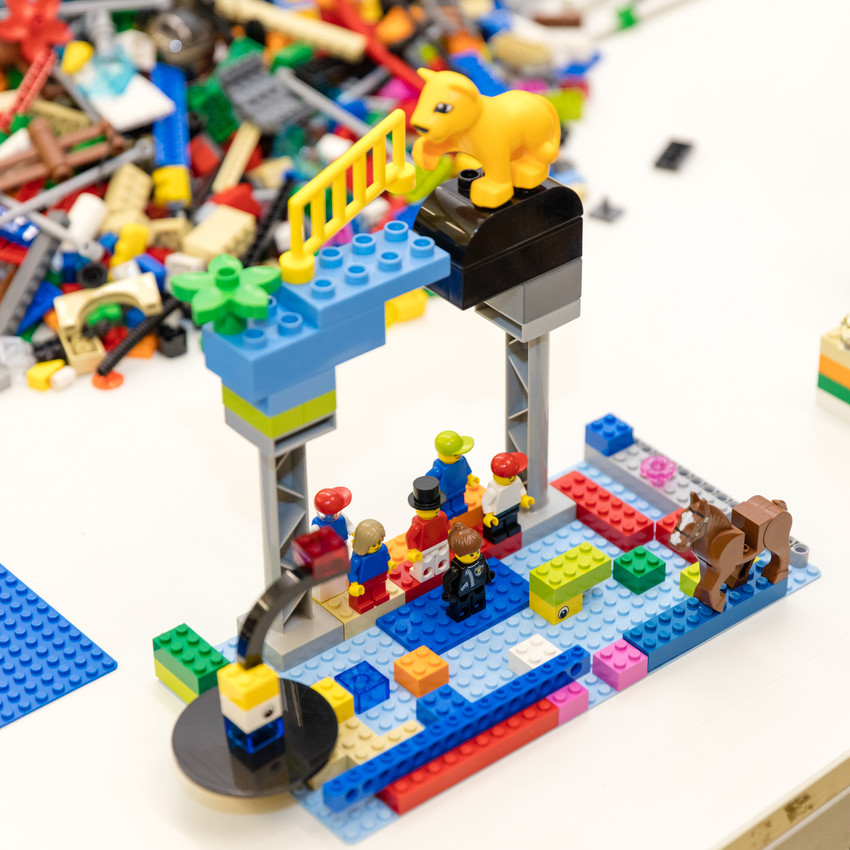 Workshop LEGO® SERIOUS PLAY® - Oficina Criativa - IED SP