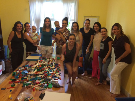 Aconteceu: Workshop Identidade Profissional Pós Maternidade