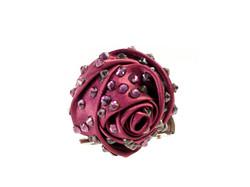 Flower with SWAROWSKI $30