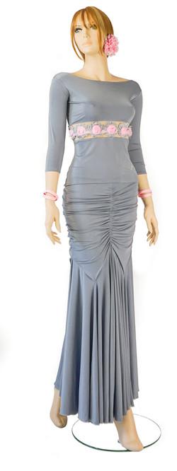 Long sleeve Top-$80 Skirt-$190
