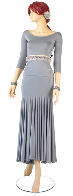 Long sleeve Top-$80 Skirt-$160