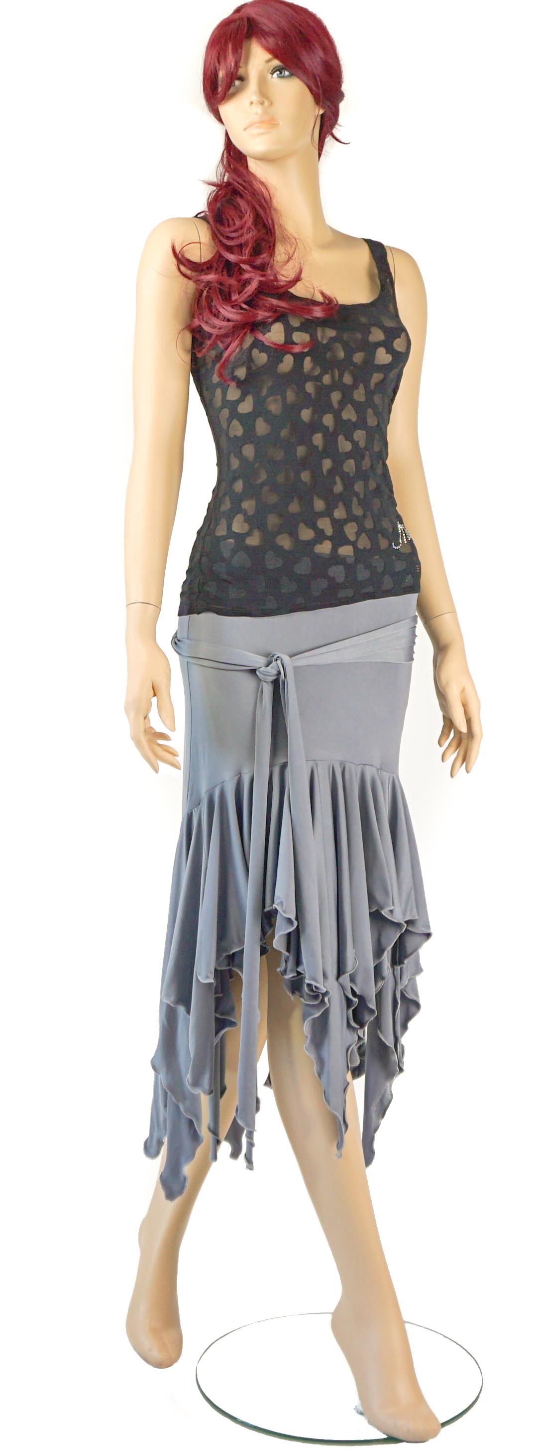 Tank top-$40 Skirt-$130