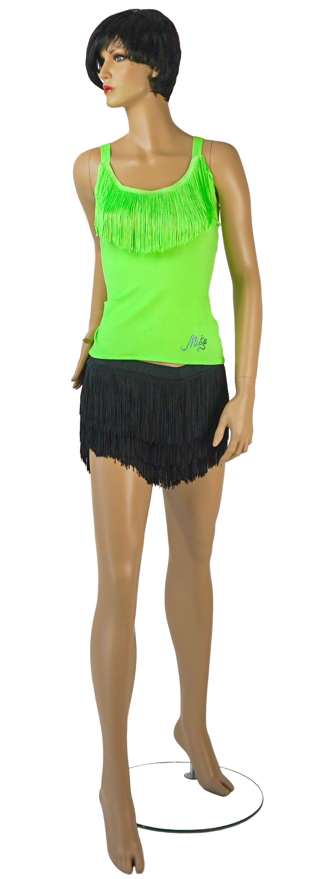 Top-$110 Fringe shorts-$170