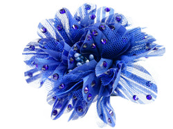 Flower with SWAROWSKI $35