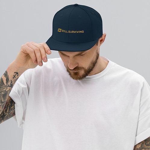 Still Surviving Branded Snapback Hat