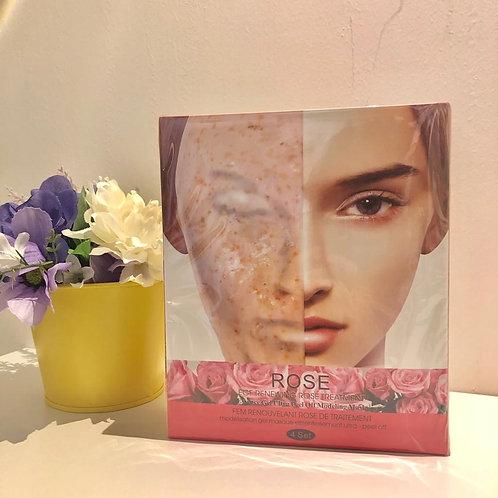 EGF 再生玫瑰美白精華面膜粉治療套裝