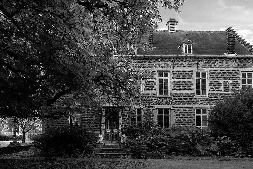 chateau lowenherz, belgium, urbex, abandoned