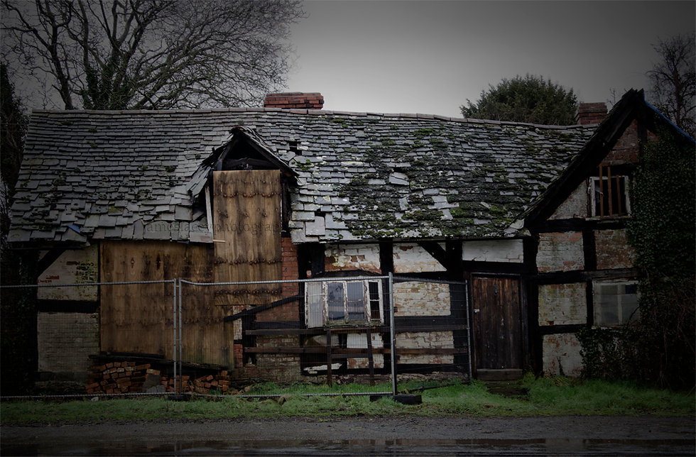 The Old Crow, Urbex, Abandoned, Derelict