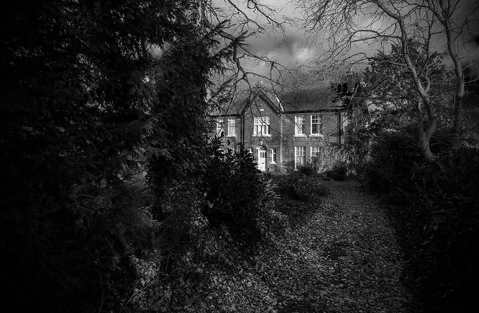 The Artist's House, Urbex, Abandoned, Derelict