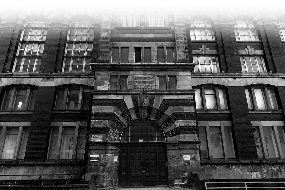 Liverpool University Zoology Dept, Urbex, Abandoned