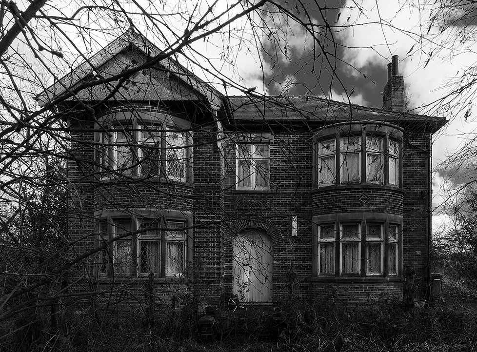 House of the Swinging Sixties, Chorley, Urbex, Abandoned, Derelict