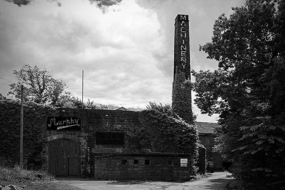 Murphy Machinery, Bradford, urbex, Abandoned, derelict