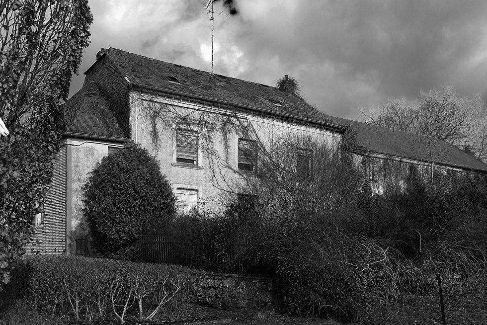 maison hommel, luxemburg, urbex, abandonedotography