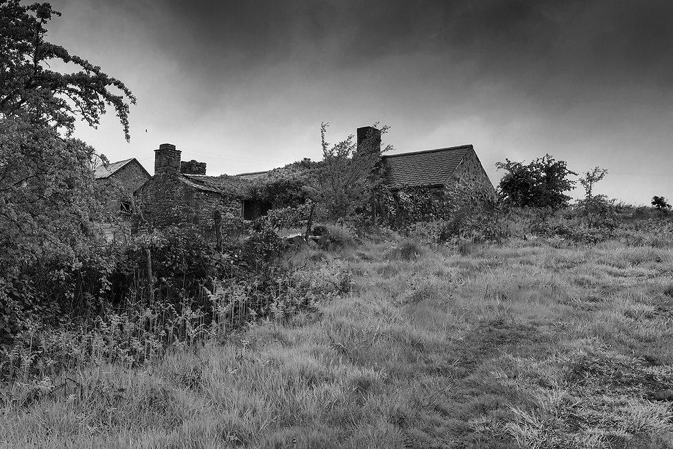 Jacqueline's House, Wales, Urbex, Abandoned