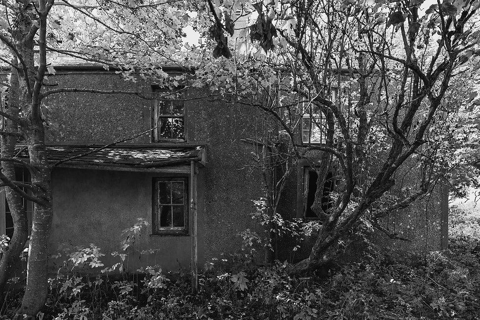 Cointreau House, Wales, Urbex, Abandoned