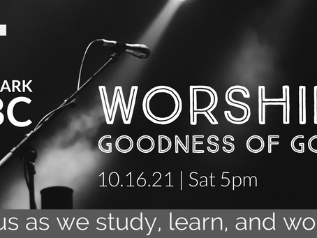 A NIGHT OF WORSHIP- GOODNESS OF GOD