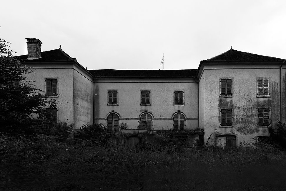 Manoir Swastika, France, urbex, abandoned