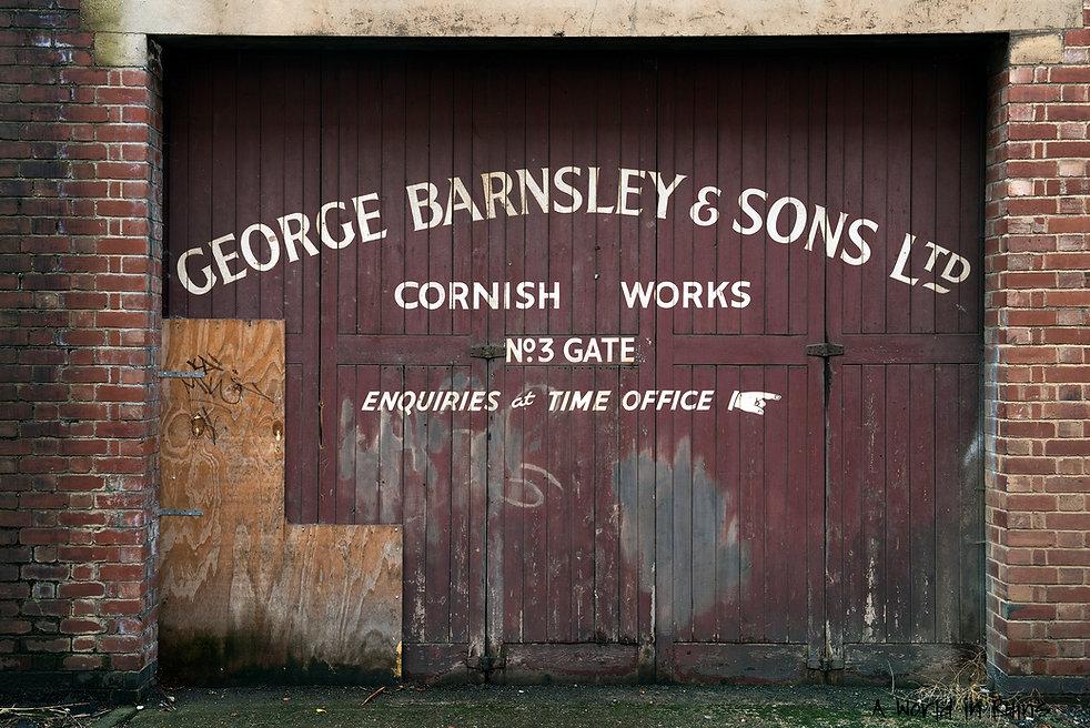 George Barnsley & Sons Ltd, Cornish Works, Sheffield, Urbex, Abandoned, Tool Makers