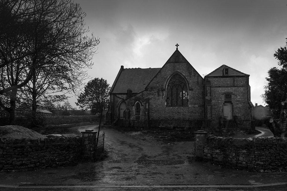 Holy trinity Church, derbyshire, Urbex, Abandoned