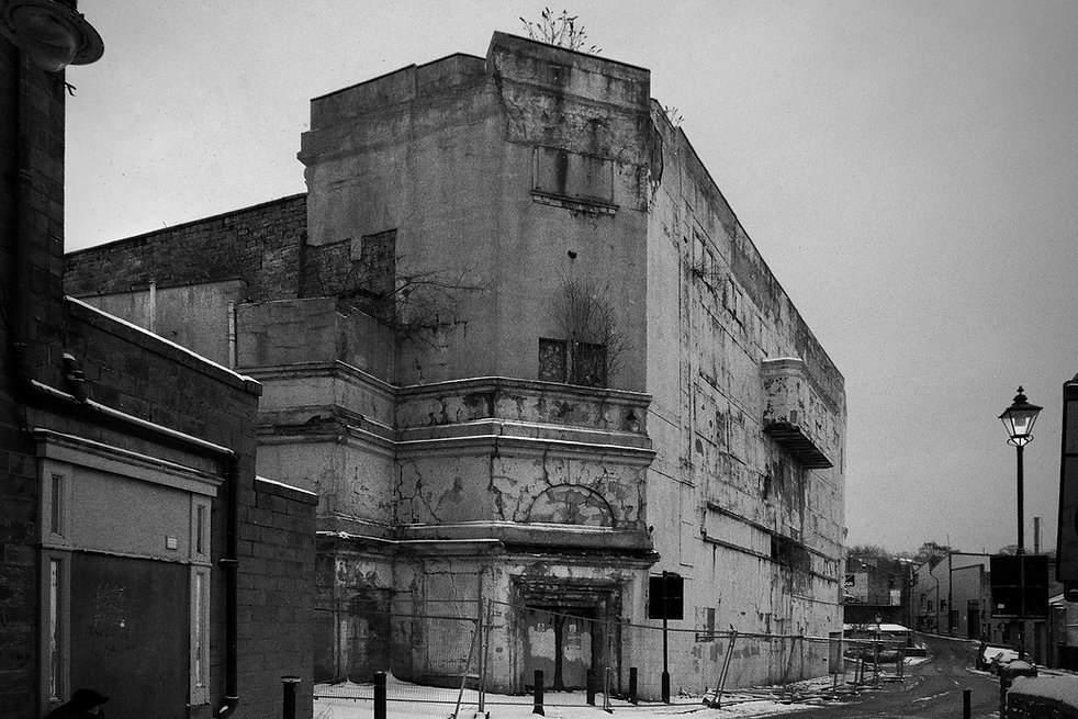 Burnley Empire Theatre, Urbex, Abandoned