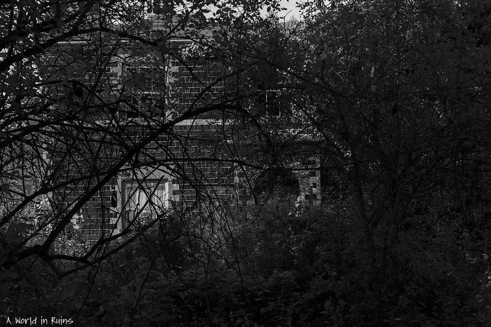 Raven House, Urbex, Abandoned, Derelict