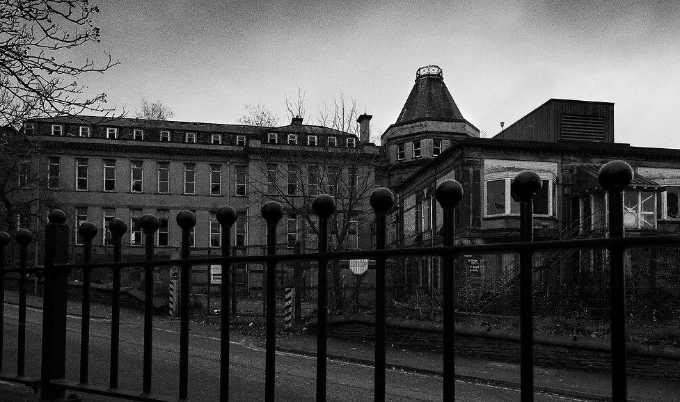 Blackburn Royal Infirmary, Derelict, urbex, Abandonedaphy