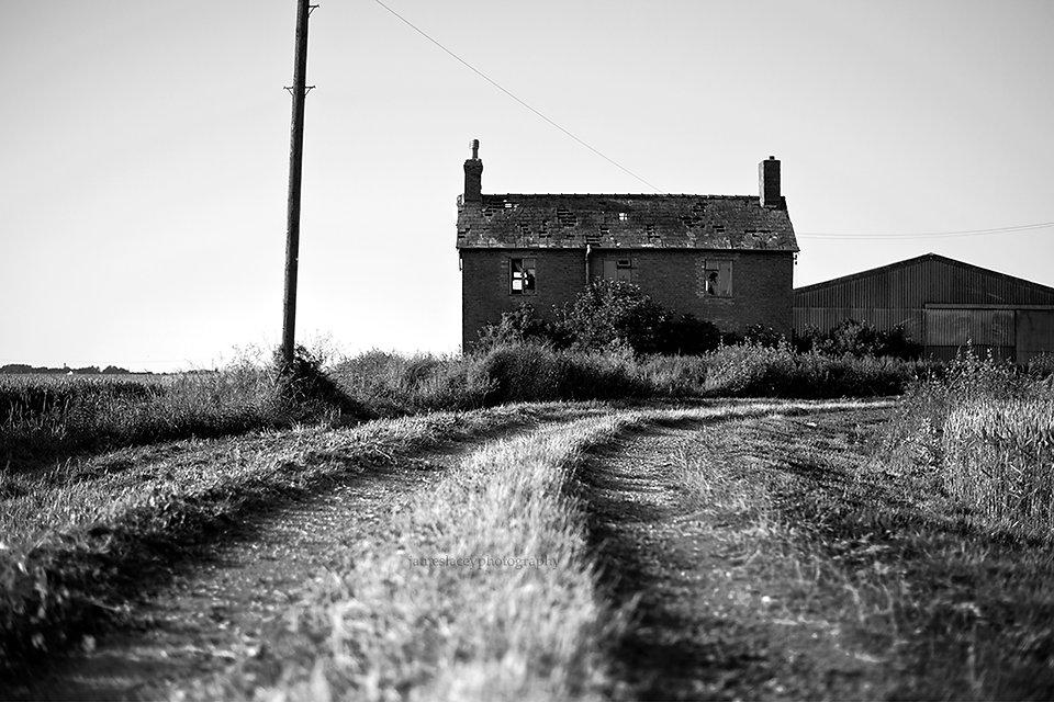 Journey's End cottage, Urbex, Abandoned, Derelict