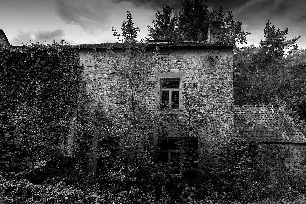 maison popeye, belgium, urbex, abandoned