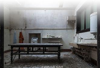 The Retreat Morgue, York, Urbex, Abandoned