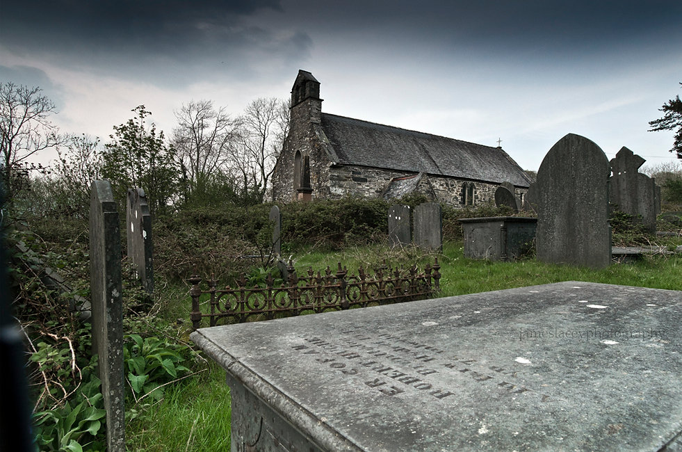 St.Brothen's Church, Llantrothen, Wales, Urbex, Abandoned
