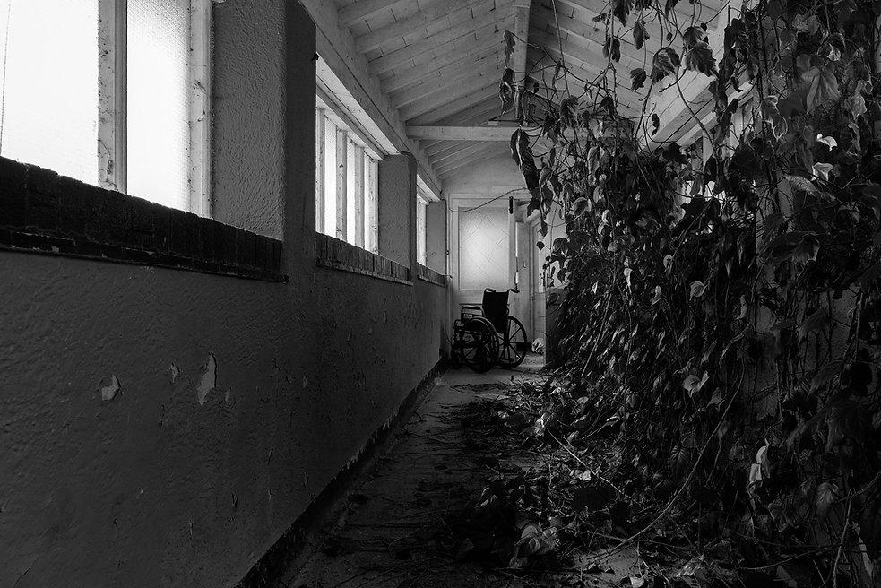Standon Orthopaedic Hospital, Urbex, Abandoned