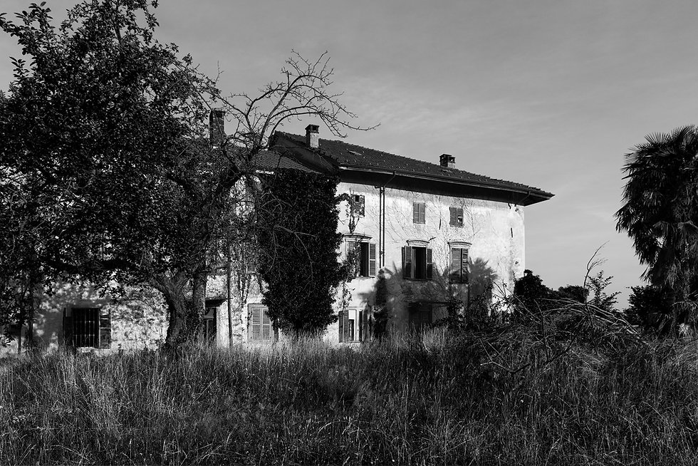 villa oriental gem, italy, urbex, abandoned