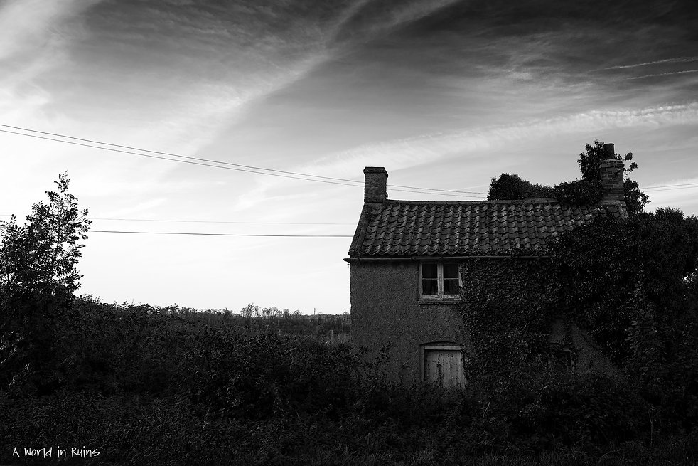 Alfred's House, Norfolk, Urbex, Abandoned, Derelict