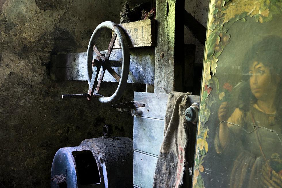 Celuan Wool Mill, Tal-Y-Bont, Wales, Urbex, Abandoned
