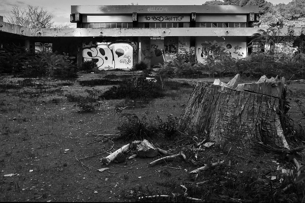 athens kindergarten, greece, urbex, abandoned