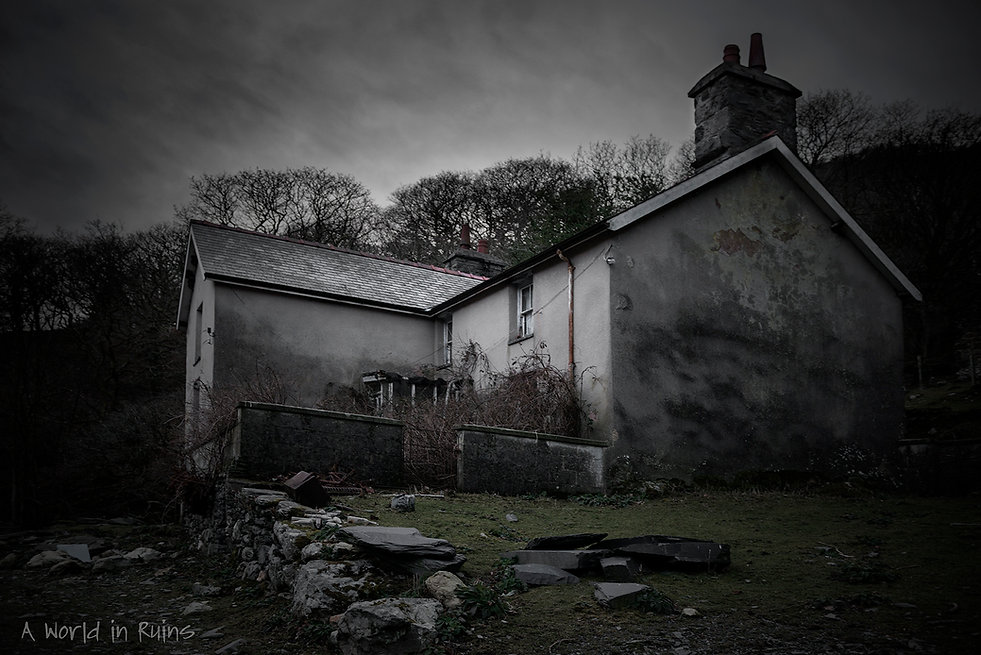 The Bat House, Urbex, Abandoned, Derelict