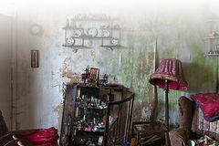 Brass House, Wales, Urbex, Abandoned