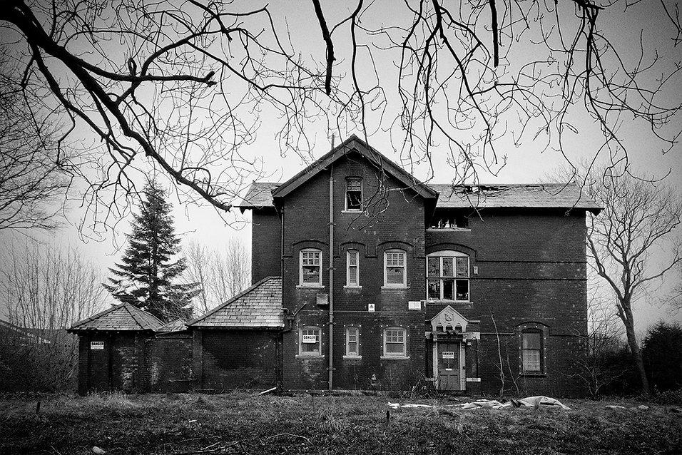 St.John Vicarage, Feliscowles, Blackburn, Urbex, Abandoned