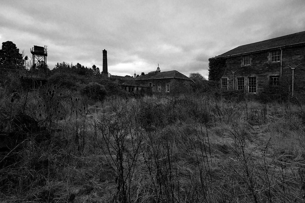 Talgarth Asylum, Wales, Urbex, Abandoned, Derelict