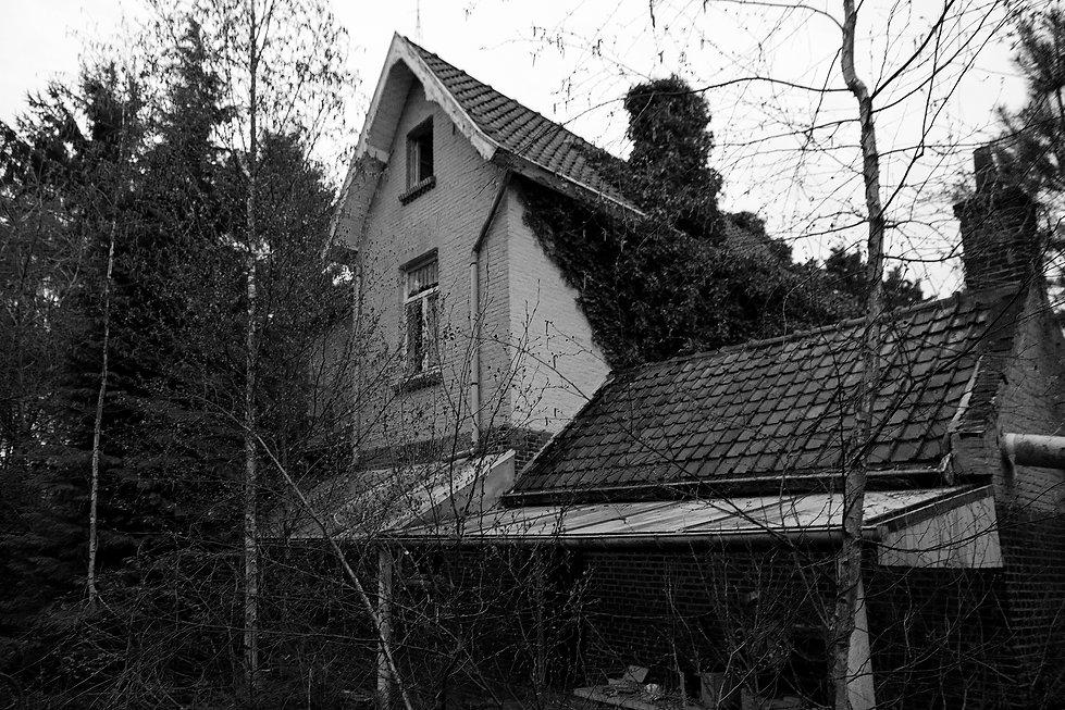 maison clementine, belgium, urbex, abandoned