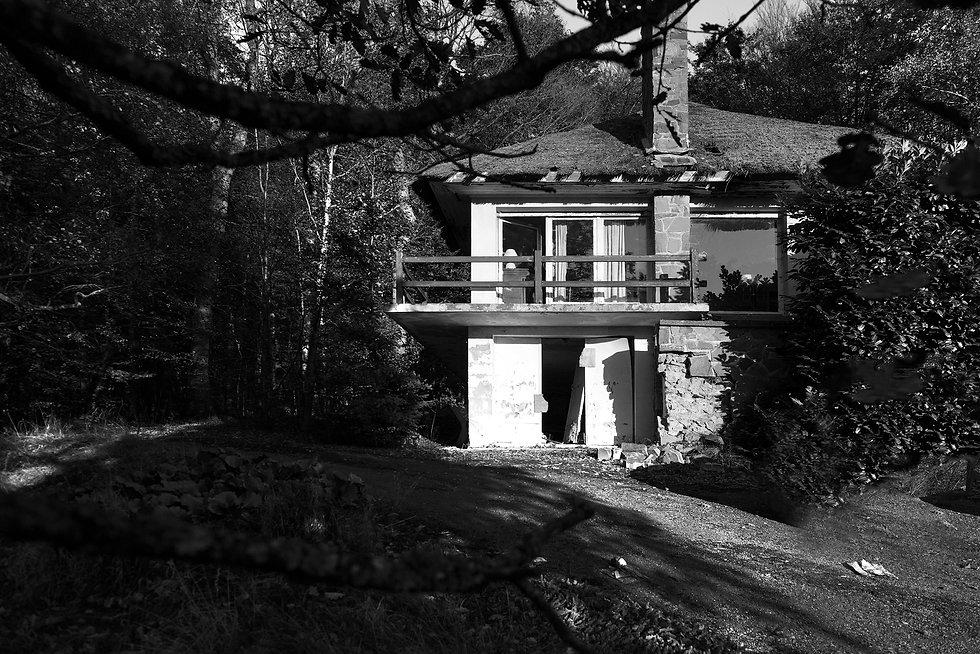 villa castafiore, belgium, urbex, abandoned
