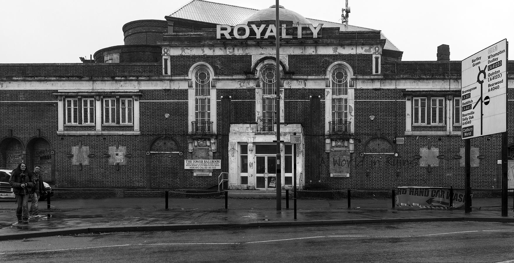 The Royalty Theatre Birmingham